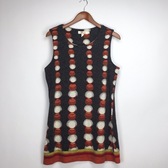 Anthropologie Dresses & Skirts - Aryeh Womans Wool Tunic Sleeveless Dress Top